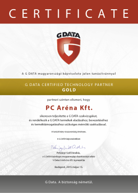 G Data Gold Partner