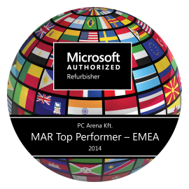 MAR Top Performer EMEA 2014